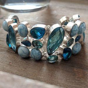 Jewelry - Gem bracelet